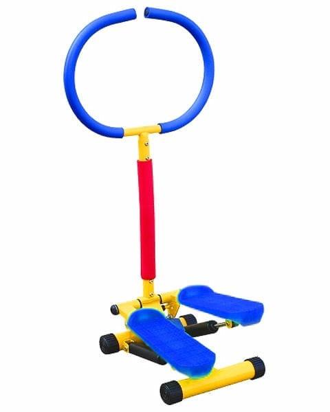 Купить Детский степпер Moove and Fun с ручкой в интернет магазине игрушек и детских товаров