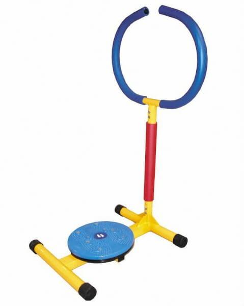 Купить Детский твистер Moove and Fun с ручкой в интернет магазине игрушек и детских товаров