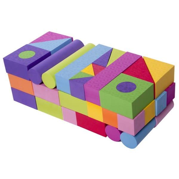 Купить Крупноблочный конструктор Moove and Fun Big Block B - 29 элементов в интернет магазине игрушек и детских товаров