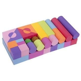 Игровой набор Moove and Fun - 49 блоков