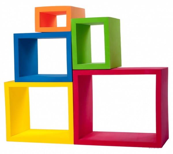 Игровой набор Moove and Fun - 5 блоков