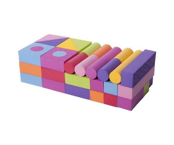 Игровой набор Moove and Fun - 50 блоков