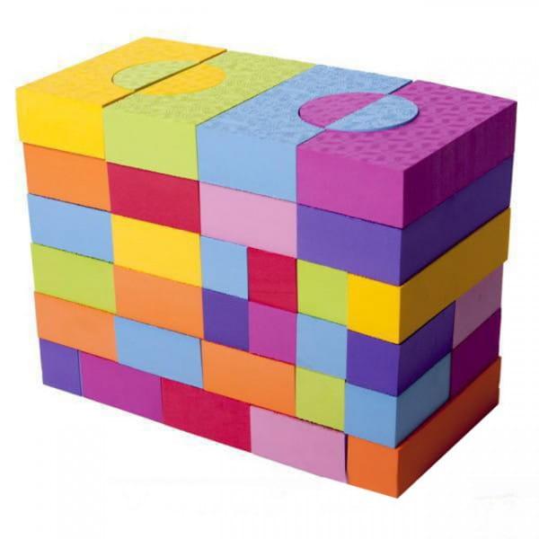 Игровой набор Moove and Fun - 68 блоков