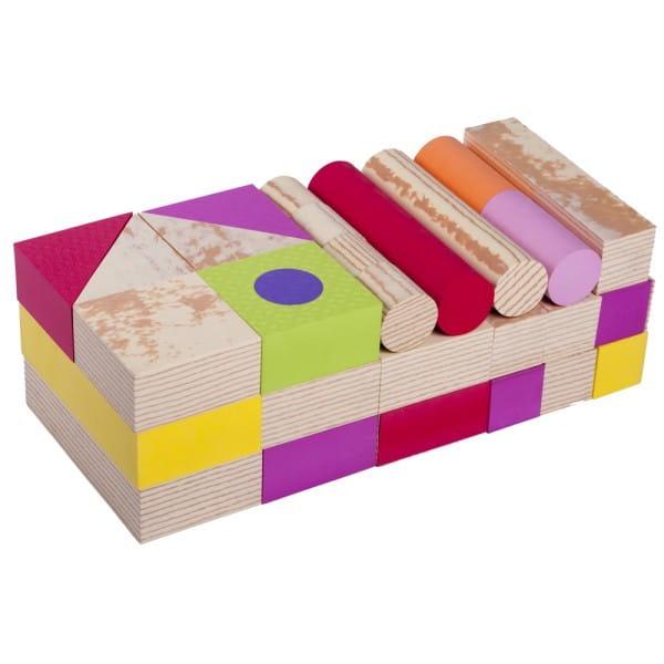 Игровой набор Moove and Fun 3 - 48 блоков