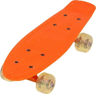 Скейт пластиковый Moove and Fun 17х5