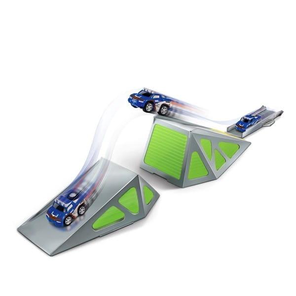Купить Машинка и трамплин-рампа Nano Speed в интернет магазине игрушек и детских товаров
