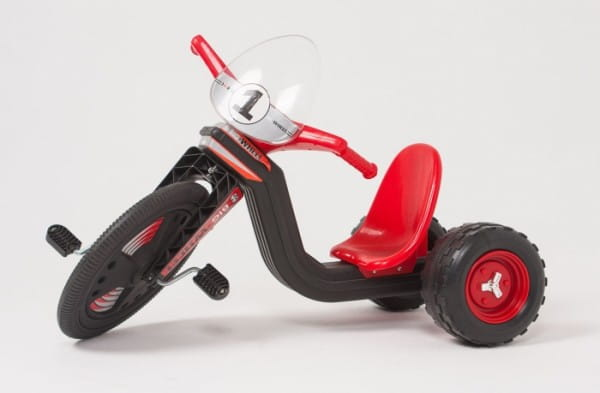 Детский трехколесный велосипед Moove and Fun