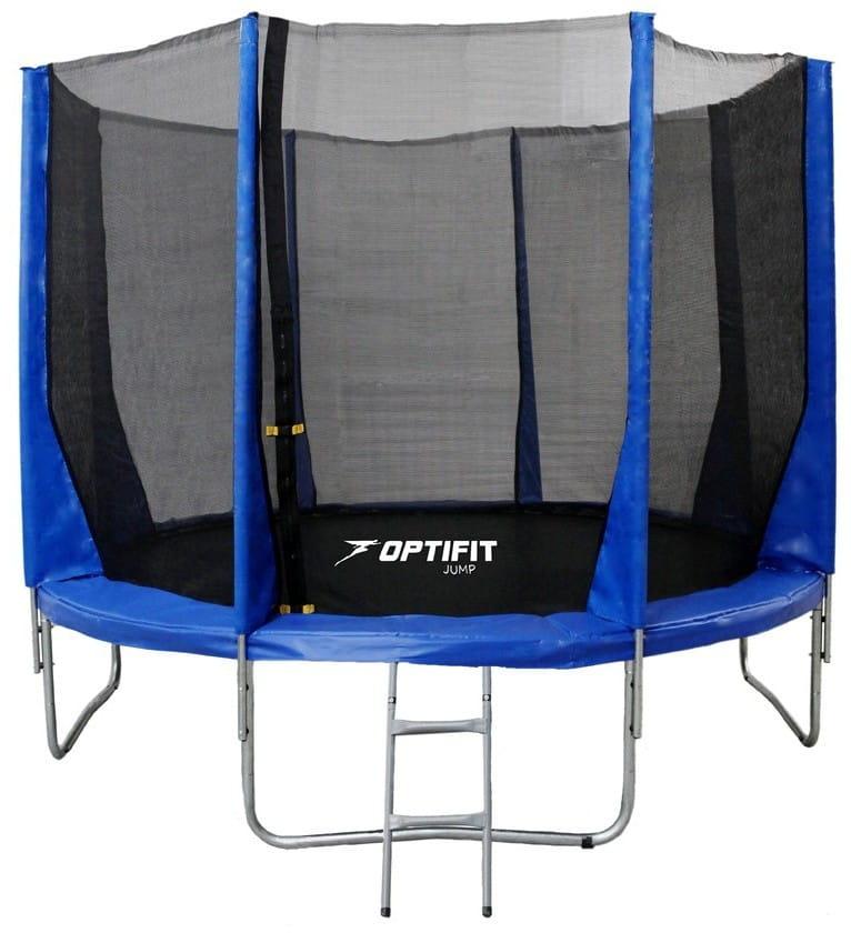 Батут OPTIFIT Jump 16FT - синий (16 футов)