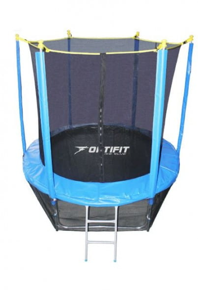 Батут Optifit 8FT-Like-Blue Like Blue 8FT - 8 футов