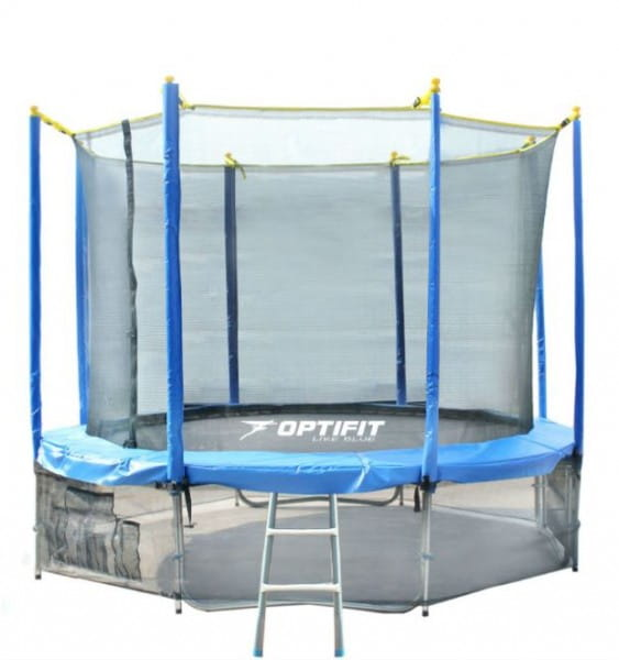 Батут Optifit 12FT-Like-Blue Like Blue 12FT - 12 футов