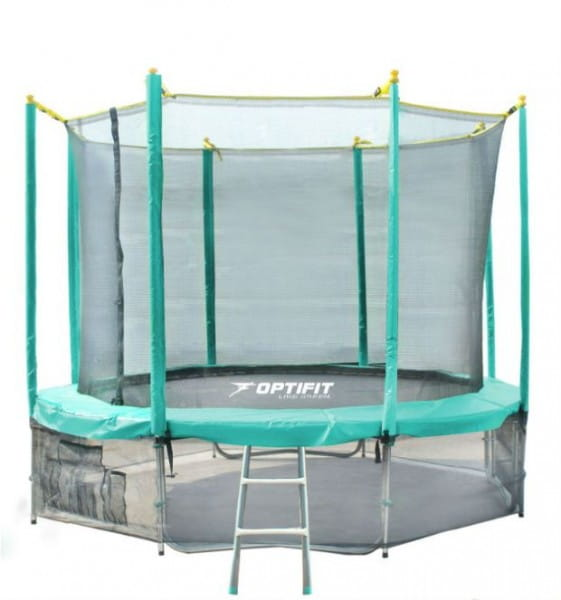 Батут Optifit Like Green 14FT - 14 футов