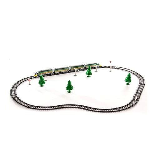 Купить Железная дорога Power Trains Скоростной поезд в интернет магазине игрушек и детских товаров