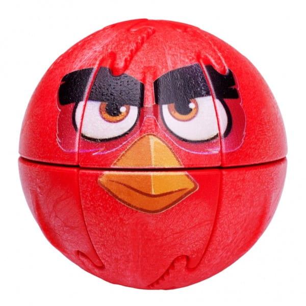 Развивающая игра Крашики Angry Birds - Red
