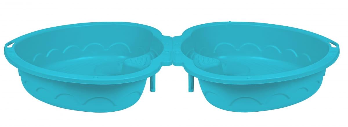 Купить Песочница-бассейн PalPlay Сердечко (Marian Plast) в интернет магазине игрушек и детских товаров