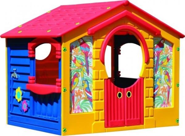 Купить Игровой домик PalPlay Коттедж (Marian Plast) в интернет магазине игрушек и детских товаров