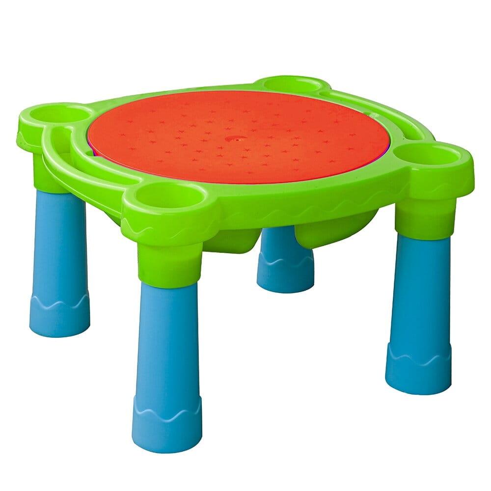 Купить Игровой столик PalPlay для песка и воды (Marian Plast) в интернет магазине игрушек и детских товаров