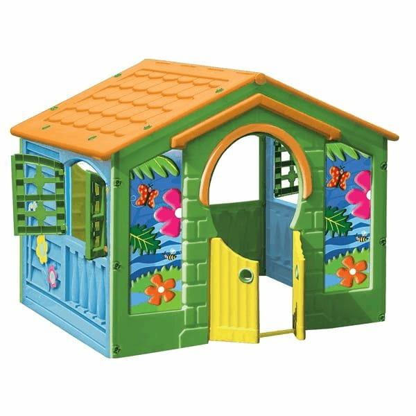 Купить Игровой домик PalPlay Деревенский (Marian Plast) в интернет магазине игрушек и детских товаров