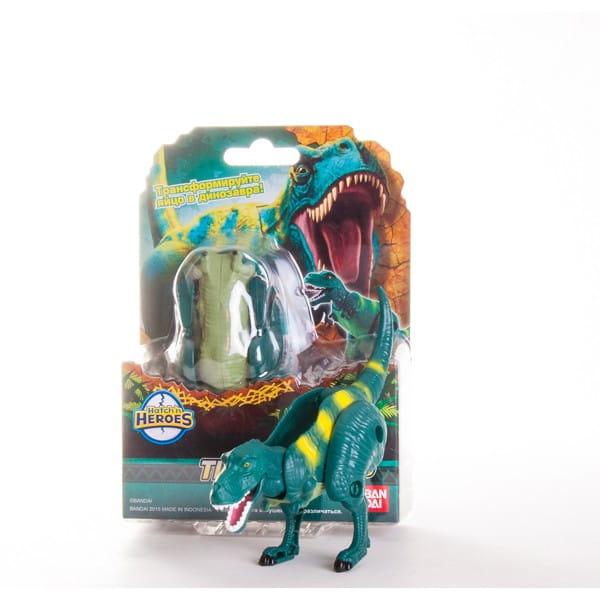 Игровой набор EggStars Яйцо-трансформер - Тираннозавр