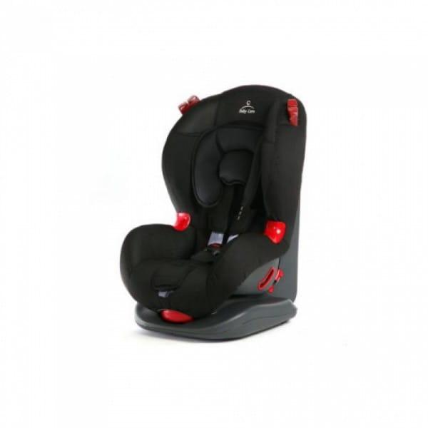 Купить Автокресло Baby Care Eso Basic Premium Black в интернет магазине игрушек и детских товаров