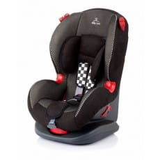 Фото Автокресло Baby Care Eso Basic Premium Grey-Black