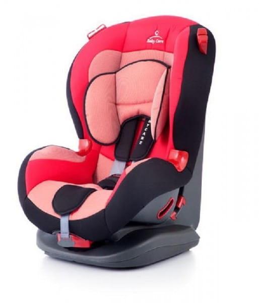 Купить Автокресло Baby Care Eso Basic Premium Red в интернет магазине игрушек и детских товаров