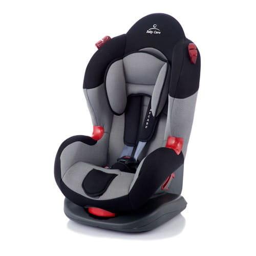 Купить Автокресло Baby Care Eso Sport Premium Black-Grey в интернет магазине игрушек и детских товаров