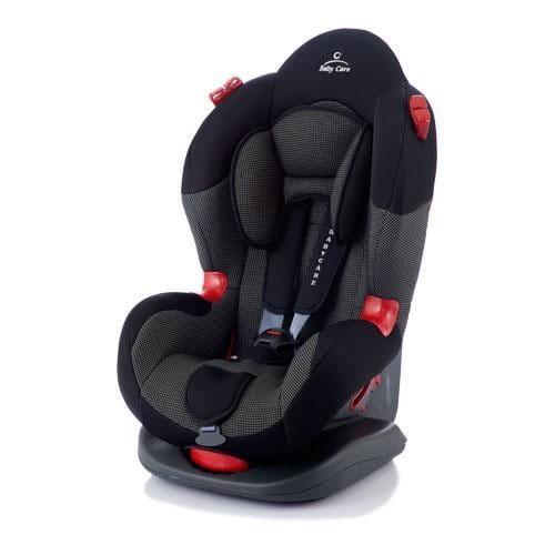 Купить Автокресло Baby Care Eso Sport Premium Black/Black-Grey в интернет магазине игрушек и детских товаров