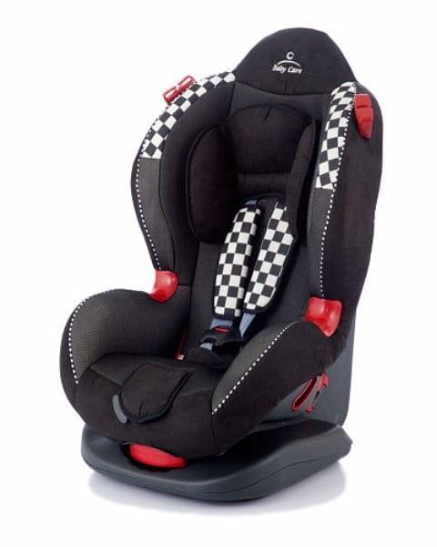 Купить Автокресло Baby Care Eso Sport Premium Lt Grey-Dk/Grey-Black в интернет магазине игрушек и детских товаров