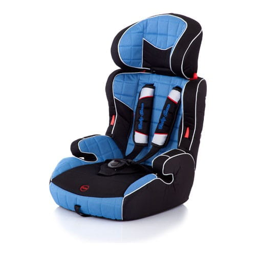 Автокресло Baby Care Grand Voyager Blue-Black