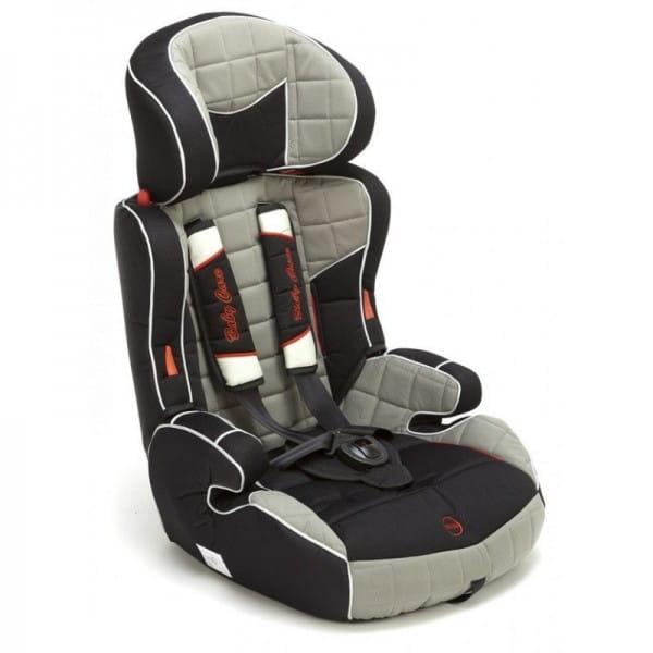 Автокресло Baby Care Grand Voyager Grey-Black