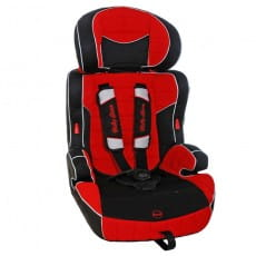 Фото Автокресло Baby Care Grand Voyager Red-Black