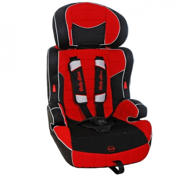 Автокресло Baby Care Grand Voyager Red-Black
