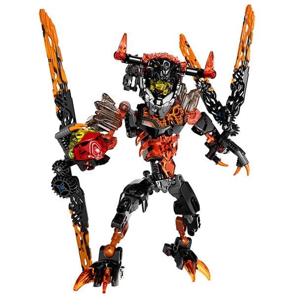 Конструктор Lego Bionicle Лего Бионикл Лава-Монстр