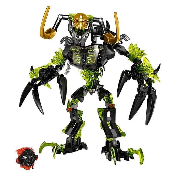 Конструктор Lego Bionicle Лего Бионикл Умарак-Разрушитель