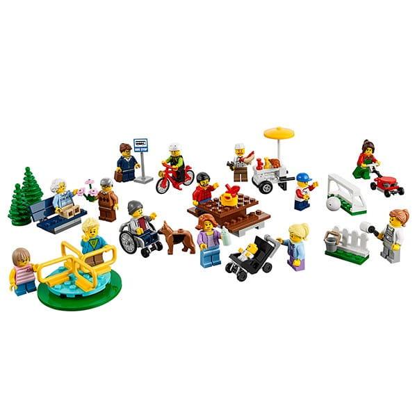 Конструктор Lego City Лего Сити Праздник в парке