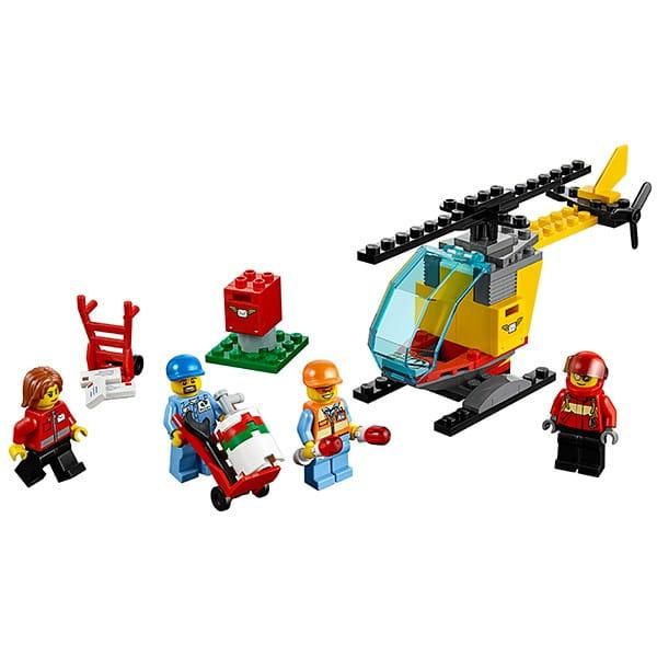 Конструктор Lego City Лего Сити Набор для начинающих - Аэропорт