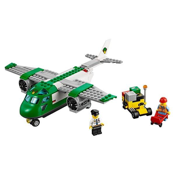 Конструктор Lego City Лего Сити Грузовой самолет