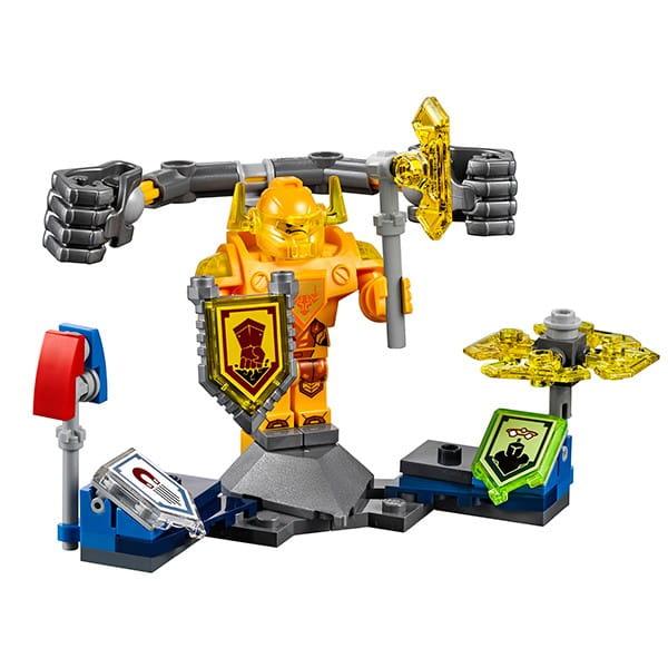 Конструктор Lego Nexo Knights Лего Нексо Аксель- Абсолютная сила