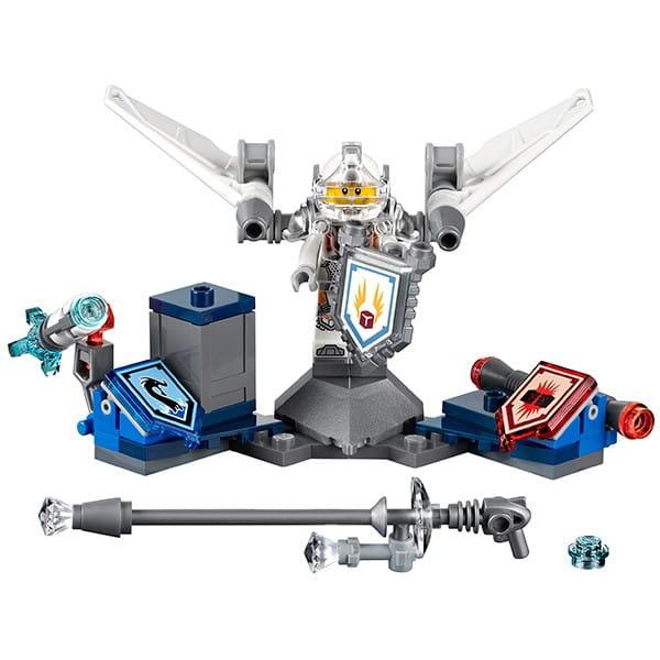 Купить Конструктор Lego Nexo Knights Лего Нексо Ланс - Абсолютная сила в интернет магазине игрушек и детских товаров
