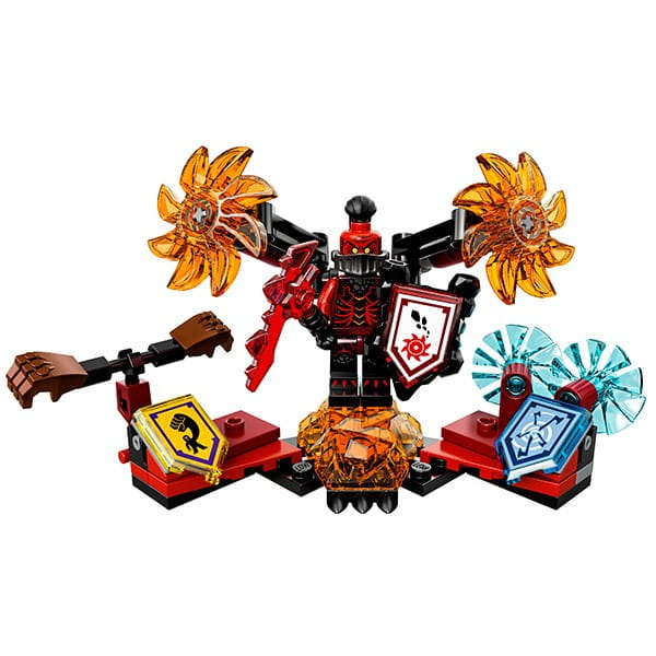 Конструктор Lego Nexo Knights Лего Нексо Генерал Магмар - Абсолютная сила