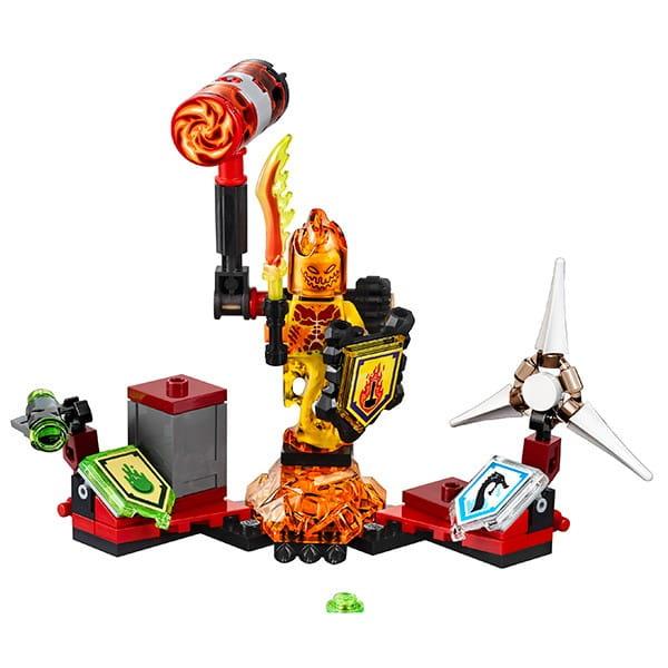 Купить Конструктор Lego Nexo Knights Лего Нексо Флама - Абсолютная сила в интернет магазине игрушек и детских товаров