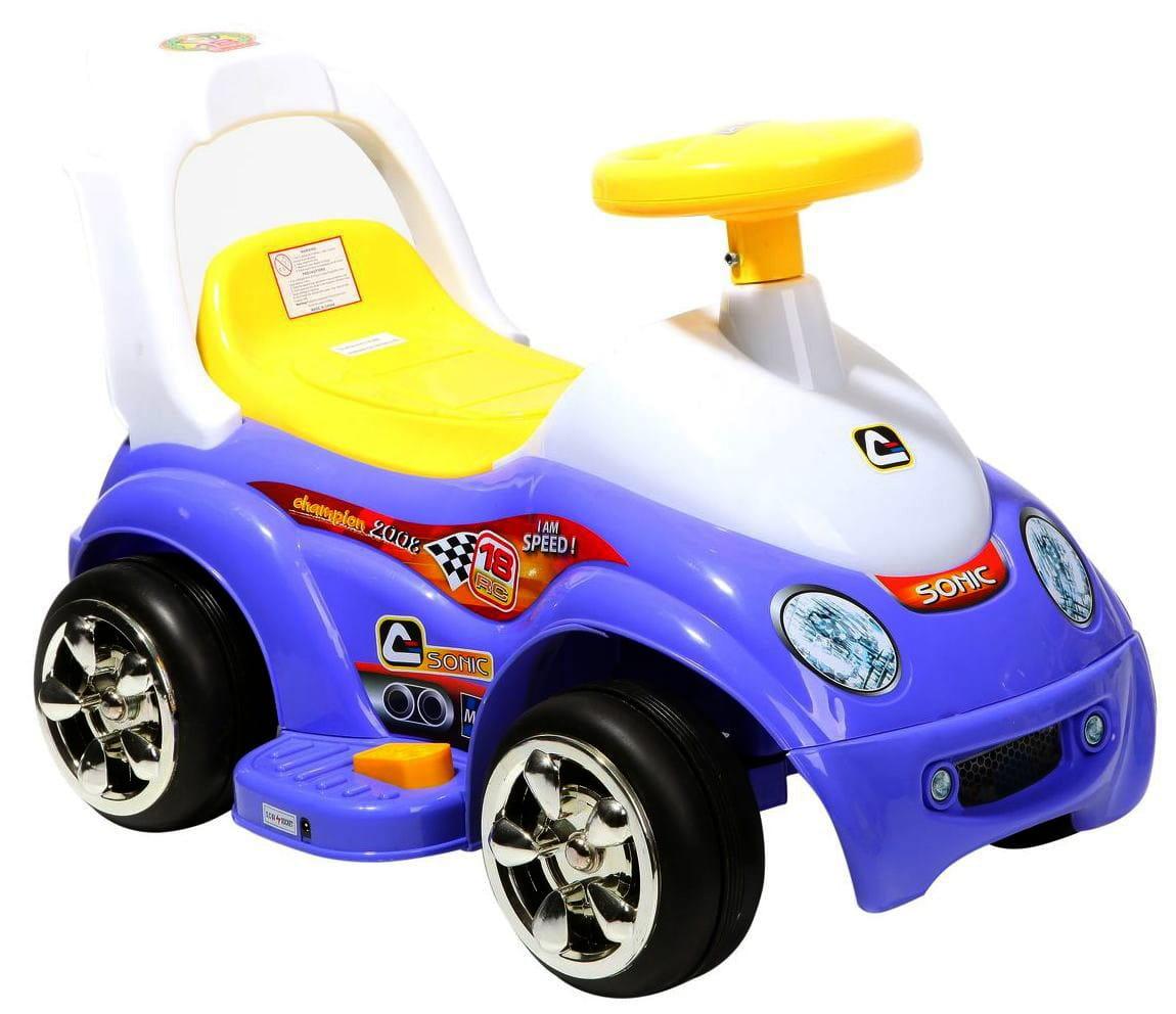 Электромобиль для малышей Bondibon М39687 ZP5051A-3