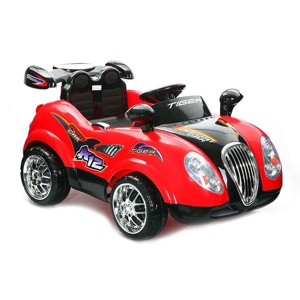 Купить Электромобиль с дистанционным управлением Bondibon ZP5028R - красный в интернет магазине игрушек и детских товаров