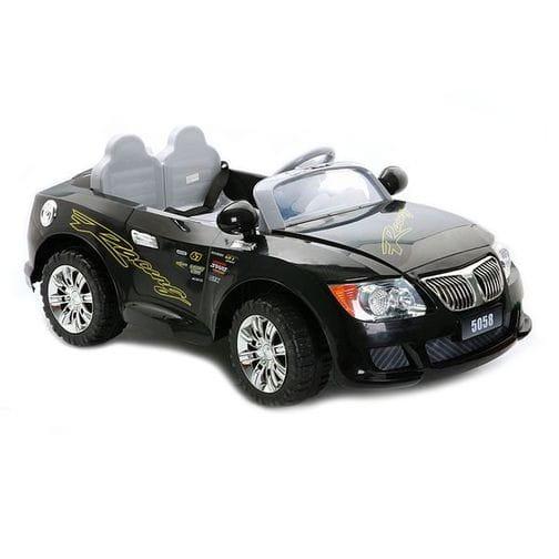 Купить Электромобиль Bondibon ZP5058 - черный в интернет магазине игрушек и детских товаров