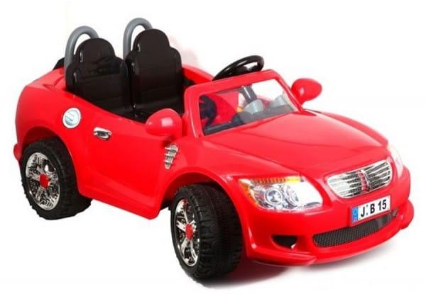 Электромобиль с дистанционным управлением Bondibon B15R - красный