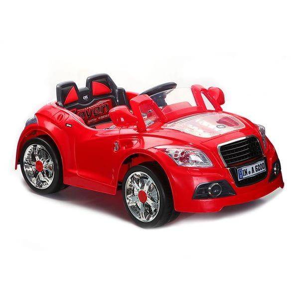 Электромобиль с дистанционным управлением Bondibon М57418 B28BR - красный