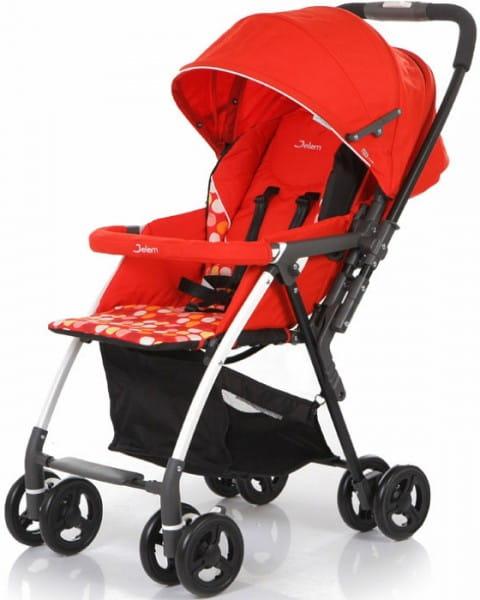 Купить Коляска прогулочная Jetem Neo Plus Red в интернет магазине игрушек и детских товаров