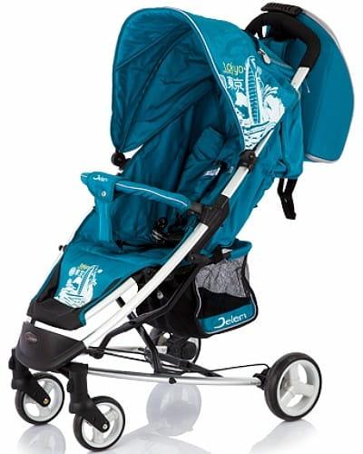 Купить Коляска прогулочная Jetem Tokyo Turg Blue в интернет магазине игрушек и детских товаров