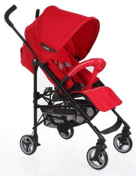 Купить Коляска-трость Jetem Concept Red в интернет магазине игрушек и детских товаров