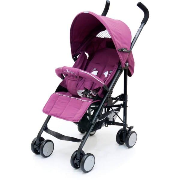 Купить Коляска-трость Jetem Concept Pink в интернет магазине игрушек и детских товаров